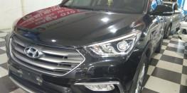 GIAO NGAY Hyundai Santafe 2.4L đen sản xuất 2017 Tư nhân Giá Tốt