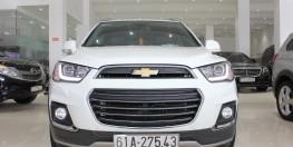 Chevrolet Captiva LTZ 2016 máy xăng giá tốt
