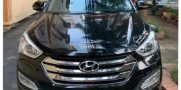 GIAO NGAY Hyundai Santafe 2014 màu đen , Tư nhân chính chủ
