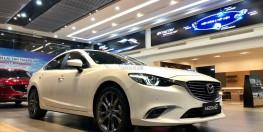 Mazda 6 Deluxe trả trước 274tr - ưu đãi tốt nhiều quà tặng