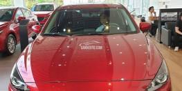 Mazda 3 Giá cực tốt HCM - Hổ trợ vay 80%