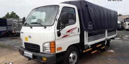 Xe tải Hyundai N250SL tải 2t4 thùng dài 4m4.