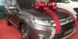 Xe Mitsubishi Outlander , Giá Xe khuyến mãi tôt nhât Miên Nam