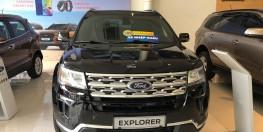 Ford Explorer 9/2019 giá cực ưu đãi chỉ