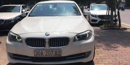Bán BMW 520i 2012 trắng tinh khôi