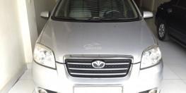 Daewoo Gentra SX 2009, màu bạc, Xe Cực Đẹp. Nói k với taxi thải xe đổi màu
