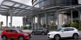New Mazda CX5 2019 KM 30 triệu. Bảo hành bảo dưỡng, hỗ trợ trả góp 90%, sẵn xe giao ngay. LH: 0981198693