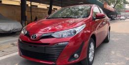 Toyota Vios khuyến mại ưu đãi cực tốt trước thời điểm cuối năm