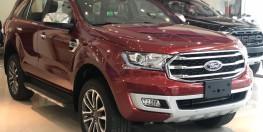 Ford Everest Titanium Full Option Giảm 70 Triệu