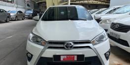 Toyota Yaris G, đời 2016, màu Trắng, nhập khẩu Thái, giá 5xxtr ( xx nhỏ)