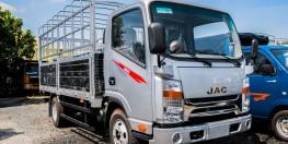 ✅Xe tải JAC 1t9 máy ISUZU thùng dài 4m3