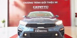 Kia Cerato AT Luxury 2019, trả trước 220 triệu lấy xe. Lh em Phương 0982425534