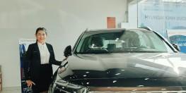 Bán xe Huyndai Santa Fe 2.4 xăng cao cấp giá ưu đãi. Gía tốt toàn khu vực Miền Nam