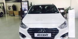 Bán xe Huyndai Accent 1.4 AT mới 100% Giá ưu đãi, tặng kèm gói phụ kiện lên đến hàng chục triệu đồng. Hỗ trợ vay vốn lên đến 80% giá trị xe. Giải quyết nợ xấu nhóm 5, hồ sơ khó vay, khoong chứng minh được thu nhập