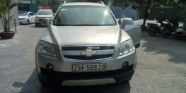 Bán Chevrolet Captiva số tự động năm 2007,