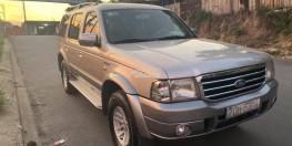 Chính chủ bán xe hơi cũ Ford Everest 2006 Số Sàn Giá 305tr