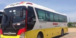 Thanh lý nhanh Hyundai 47 ghế đời 2014 phục vụ du lịch