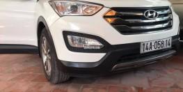 Bán xe ô tô Hyundai Santa Fe đời 2013 giá rẻ chính hãng, Chính chủ sang tên trong ngày