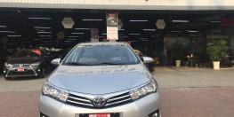 Corolla Altis 1.8G tự động, đời 2016, Khuyến mãi giảm giá nhiều - trả giá hợp lý là bán.