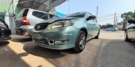 Bán xe ô tô Toyota Vios 2003 giá rẻ 168 triệu tại Sài Gòn