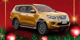 [SỐC] Nissan Terra giảm giá kịch sàn đón Tết lên đến gần 100 triệu