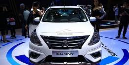 Nissan Sunny giá chỉ từ 400 triệu đón Tết