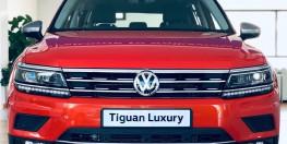 Volkswagen Tiguan Allspace - Đăng cấp và mạnh mẽ
