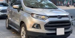 Ford Ecosport Titanium 2015, màu bạc