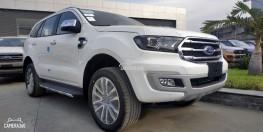 Ford Everest Titanium 1 cầu 2020 giao ngay