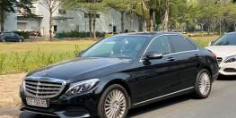 Bán Mercedes C250 model 2016 BSTP phong thủy đẹp