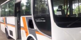 Công Ty cần bán 25 xe 29 chổ  Isuzu Samco 3.0 Sx 2015 Giá 595 triệu 1 xe