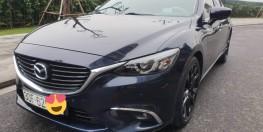 Mazda 6 premium 2017 - xanh cavansai