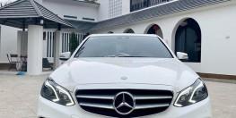 Bán Mercedes E250 AMG 2015 màu trắng