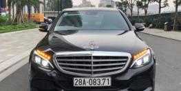 Bán Mercedes C250 Excusive 2015 màu đen