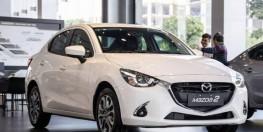 Cần bán xe Masda 2 đời 2018, dòng sedan, số tự động, 5 chổ ngồi. Xe chính chủ không chạy Grap