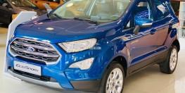 Ford EcoSport 2020 - Giá kịch sàn - Nhiều ưu đãi