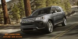 Ford Explorer Limited 2.3 Ecoboost 2020 - Nhập khẩu Mỹ nguyên chiếc - Giá cực sốc - LH: 0936 810 070