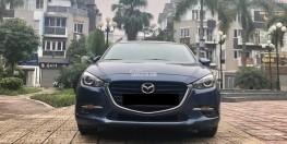 Bán xe Mazda 3 facelift màu xanh