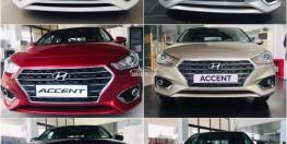Hyundai Accent đủ màu , có sẵn giao ngay , giá tốt