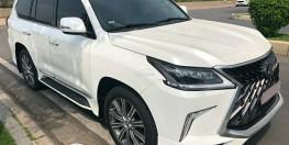Lexus LX 570 Super Sport S 2019 Trắng 4,395 Tỷ