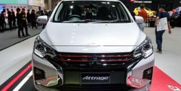 xe attrage mitsubishi 2020