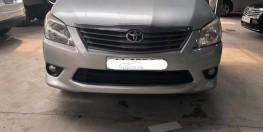 Cần bán chiếc Innova đời 2012 xem xe tại Hải Dương