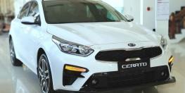 Giá xe Kia Cerato tốt nhất Quảng Ngãi