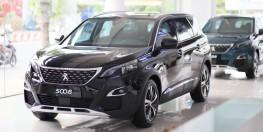 Peugeot 5008AL ĐEN 2019, Ưu đãi 81 triệu đồng trong tháng 4. Nhận xe chỉ với 430 triệu. Mua xe online mùa Covid - Giao xe tận nhà tránh Covid.