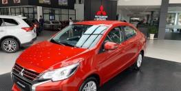 MITSUBISHI ATTRAGE 2020 - Giá tốt nhất quảng nam - hỗ trợ trả góp 80% giá trị xe.