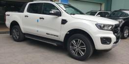 Cần Bán Xe Bán Tải Ford Ranger Wildtrak Màu Trắng Tại Hà Nội, Cao Bằng, Lào Cai, Lạng Sơn Giá Tốt