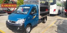 Xe tải Thaco Towner 990 - Thùng Kín - Thùng Mui Bạt - Thùng Lửng tải trọng 990kg Hotline 0938904865 Mr Hưng
