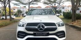 Mercedes Phú Mỹ Hưng cần bán GLE450 4matic 2019, màu trắng. Tiết kiệm NỬA TỶ