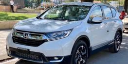Honda CR-V mới 2019 lấy xe chỉ với 320tr