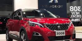 Peugeot 3008 khuyến mại khủng 2020, trả góp từ 300 triệu đồng!